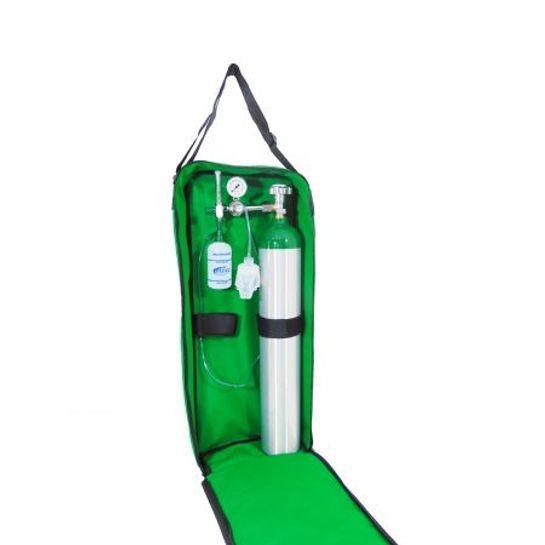 Kit Portátil de Oxigênio para Ambulância