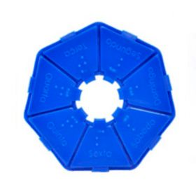 Porta-Comprimidos-Azul