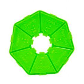 Porta-Comprimidos-Verde