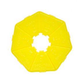 Porta-Comprimidos-Amarelo