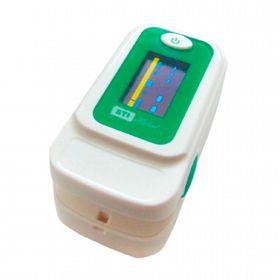 Oximetro-de-Pulso-Portatil--Dedo--com-Curva-e-Alarme-Verde-OM403---STI-MEDICAL
