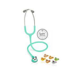 Estetoscopio-Master-Lite-Pediatrico-Verde-Spirit