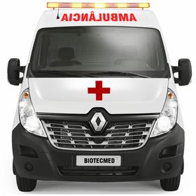 AmbulanciaProntaRenaultMasterSimplesRemocaoL3