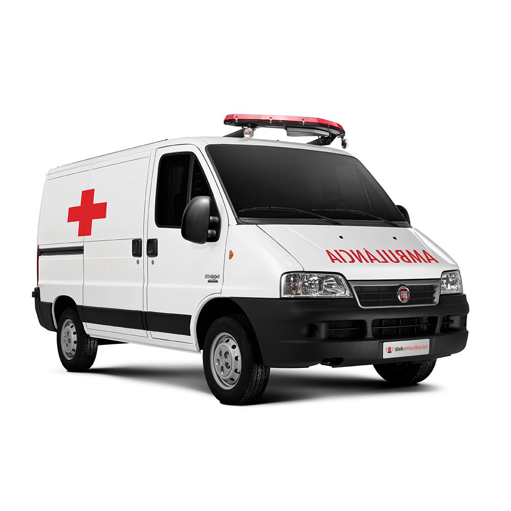 3d42672d1 Ambulância Fiat Ducato Simples Remoção - webambulancias